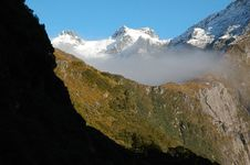 Free Milford Track Landscape Royalty Free Stock Photos - 2547528
