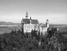 Free Neuschwanstein Stock Photos - 2548293