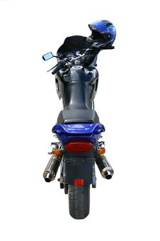 Motorcycle. Royalty Free Stock Photo