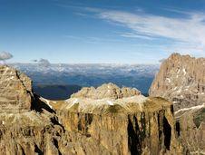 Free Italian Dolomite Royalty Free Stock Photos - 2549828