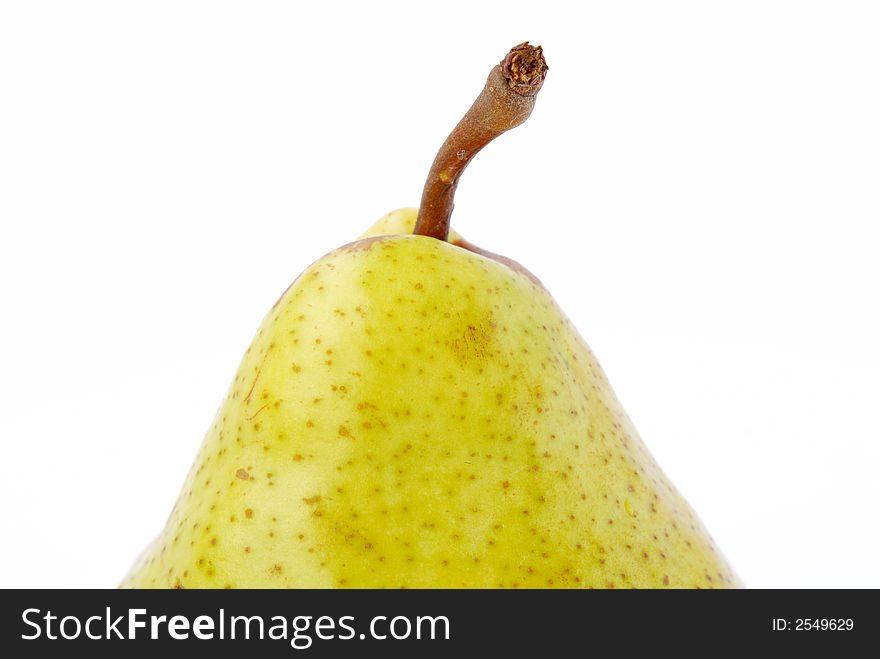 Stem of pear