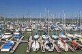 Free Yachts In San Francisco Marina Royalty Free Stock Photos - 25406588