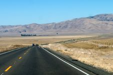 Free Freeway In California Stock Photos - 25407113