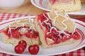 Free Cherry Bar Dessert Royalty Free Stock Photo - 25417115
