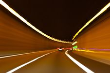 Free Abstract Speed Motion Royalty Free Stock Photo - 25424065