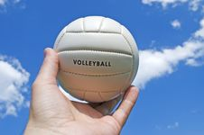 Free Volley Ball Stock Images - 25433484