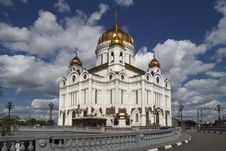 Free Christ The Savior Cathedral Royalty Free Stock Photo - 25433715