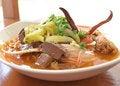 Free Thai Noodle Soup Stock Images - 25448044