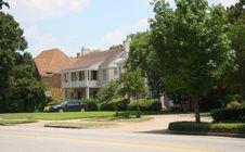 Free Neighborhood Building Stock Image - 25441821