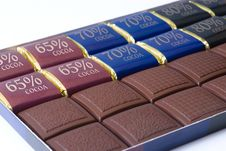 Free Box Of Chocolate 2 Royalty Free Stock Photography - 25443807