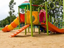 Free Children Playground Stock Photos - 25443903