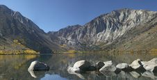 Free Convict Lake Royalty Free Stock Image - 25444126