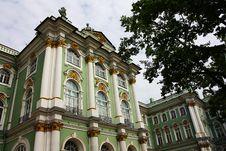 Hermitage Museum Royalty Free Stock Image