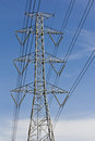 Free High Voltage Tower Stock Images - 25454554