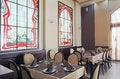 Free Hotel Restaurant Interior Royalty Free Stock Photo - 25456655