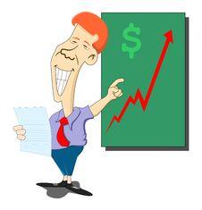 Profits Royalty Free Stock Images