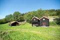 Free Norwegian Landscape Royalty Free Stock Photo - 25465075