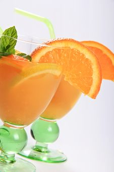 Free Detail Of Fruit Cocktails Royalty Free Stock Photos - 25460898
