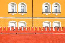 Free Windows Of Kremlin Royalty Free Stock Photos - 25461228