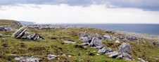 Free The Burren Near Derreen, West Eire Royalty Free Stock Photos - 25461318