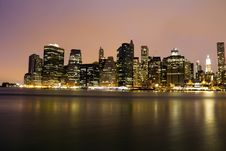 Free Lower Manhattan Royalty Free Stock Images - 25462009