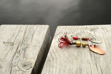 Free Fishing Bait Royalty Free Stock Images - 25462059