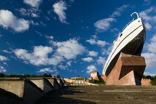 Free Chkalov Staircase Stock Photo - 25468880