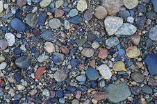 Free Beach Stones Royalty Free Stock Photo - 25468895