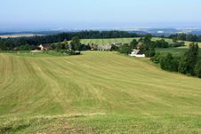 Free Czech Countryside Stock Photography - 25470242
