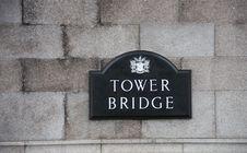 Free Tower Bridge. Stock Photography - 25472652
