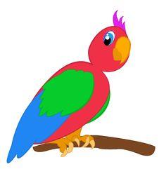 Free Parrot Stock Photo - 25477730