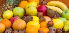 Free Fruits Stock Photo - 25478340