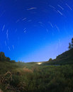 Free Star Trails Royalty Free Stock Photography - 25482767