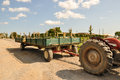 Free Hay Wagon Royalty Free Stock Images - 25487779