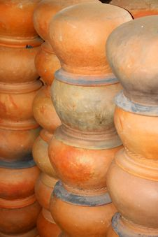 Free Pottery Stock Image - 25480881