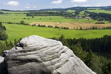 Free Rock And Field Stock Photos - 25484023