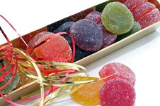 Free Fruit Jelly Candies Stock Photo - 25486460