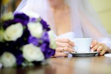 Free Coffee Cup Royalty Free Stock Photo - 25486705