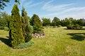 Free Classical Beautiful English Garden Stock Image - 25497291