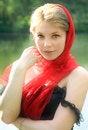 Free Russian Beauty. Stock Photos - 25498003
