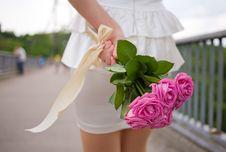 Free Wedding Flowers Royalty Free Stock Image - 25490886