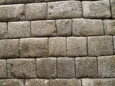 Free Detail Of Inca Wall Stock Photo - 25493520