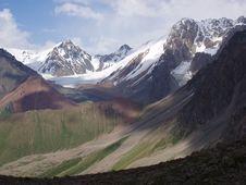 Free Mountain Valley Stock Photos - 25494723