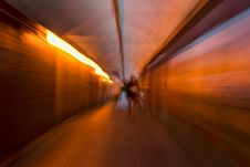 Free Tunnel Vision Royalty Free Stock Photography - 25497417