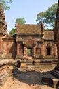Free Banteay Srey Door Royalty Free Stock Images - 2556489