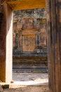 Free Banteay Srey Doorway Royalty Free Stock Image - 2556496