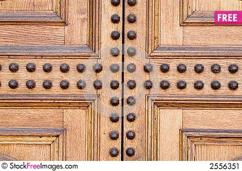 Light Wooden Castle Door - Free Stock Images & Photos - 2556351 ...