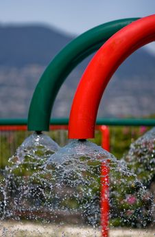 Free Water Tubes Royalty Free Stock Photos - 2551358