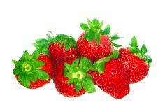 Free Strawberries Royalty Free Stock Image - 2551786