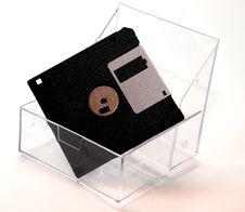 Free Black Diskete Royalty Free Stock Photos - 2551888